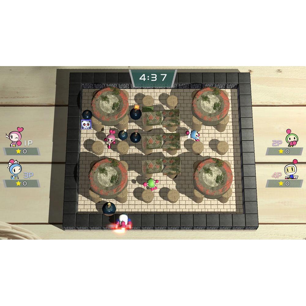 Konami Super Bomberman R (Nintendo Switch)