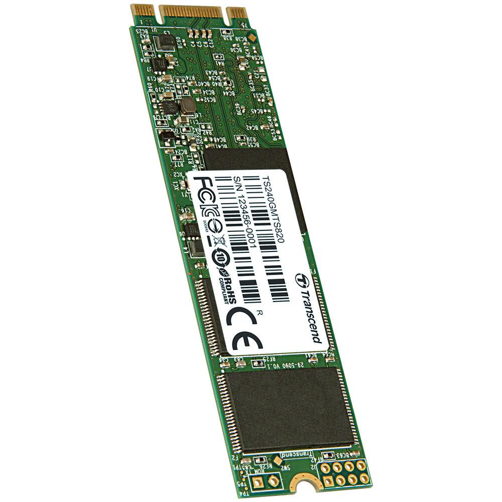 Transcend 240GB 820S M 2 SATA III Internal SSD