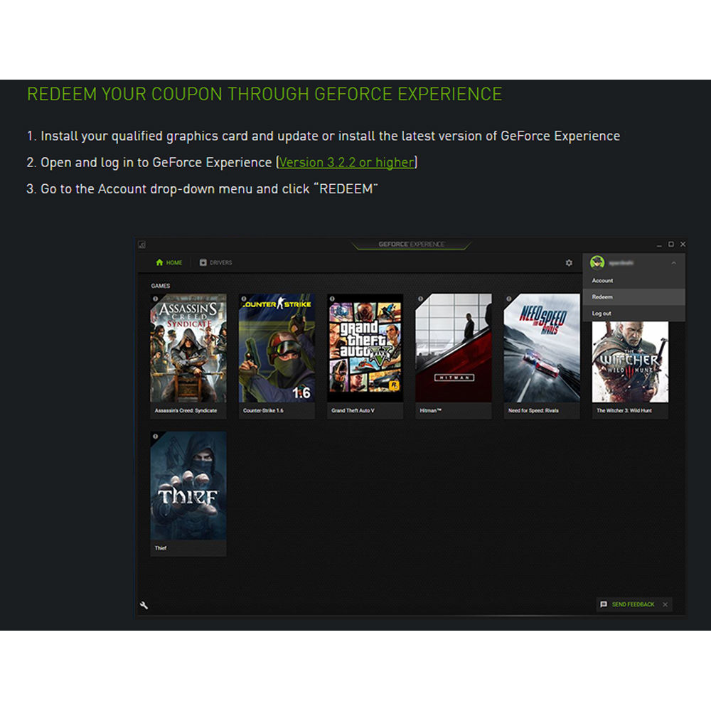 How To Open Geforce Experience