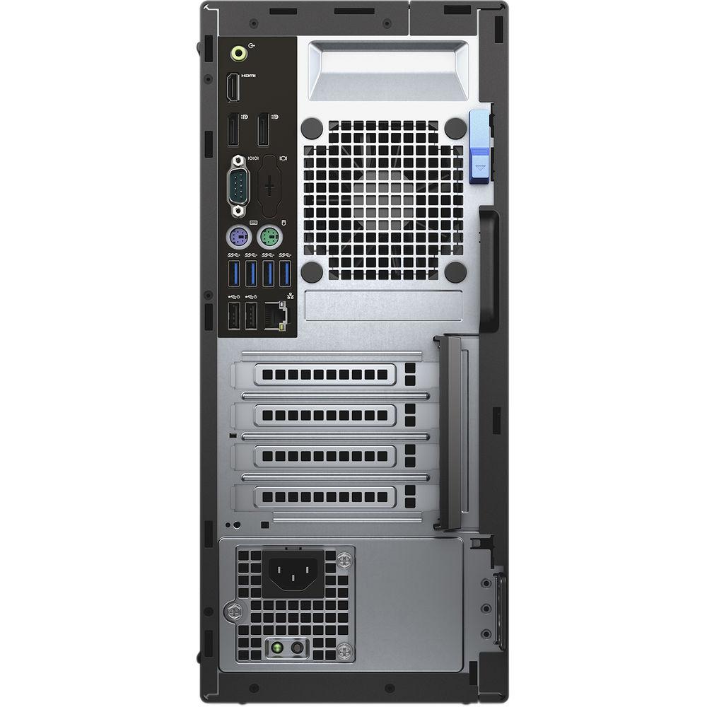 Used Dell Optiplex 7050 Tower Desktop Computer 0y88g B H Photo