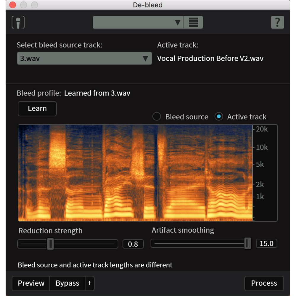 iZotope RX 6 Advanced - Audio Restoration and Enhancement Software  (Download)