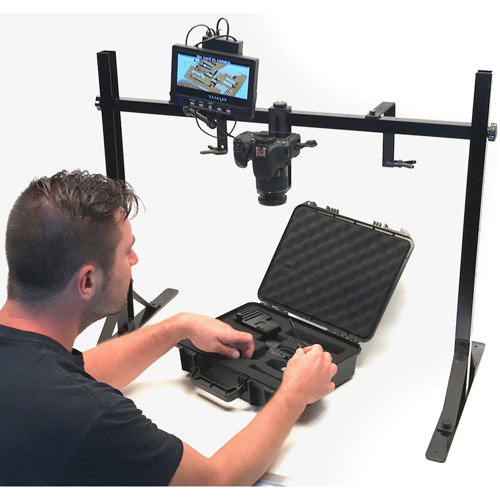 Glide Gear OH100 Overhead Table Top Studio Video Camera Platform