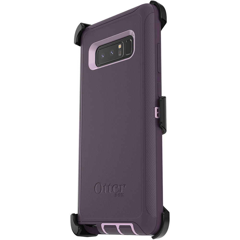 lowest price 4786f 93cef OtterBox Defender Series Case for Galaxy Note 8 (Purple Nebula)