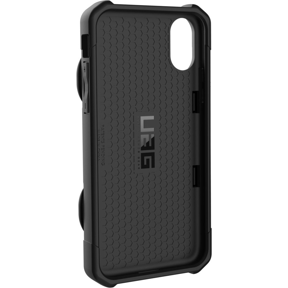 cd25c8c1a200b8 Urban Armor Gear Trooper Card Case for iPhone X (Black)