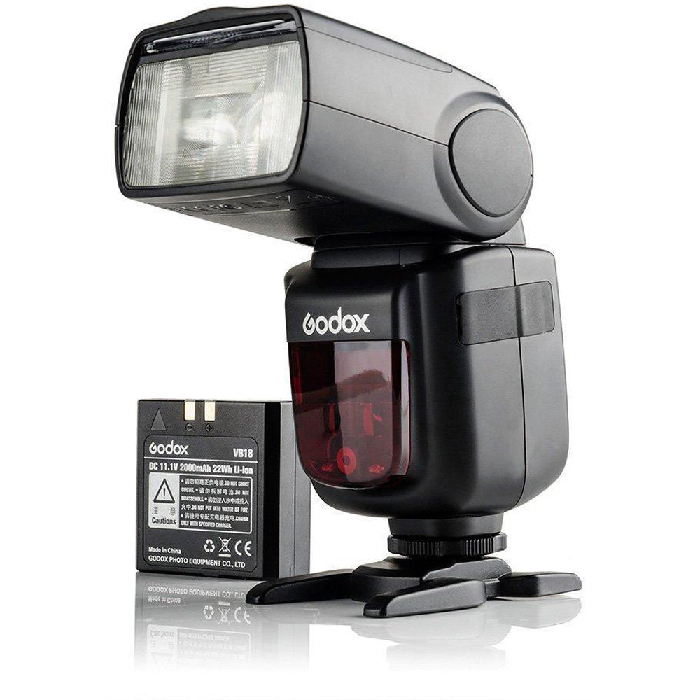 Godox VING V860IIF TTL Li-Ion Flash Kit for Fujifilm Cameras