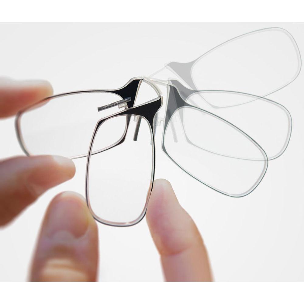 76bf82b130b1 ThinOPTICS Smartphone +1.50 Reading Glasses THO-05239 B&H Photo