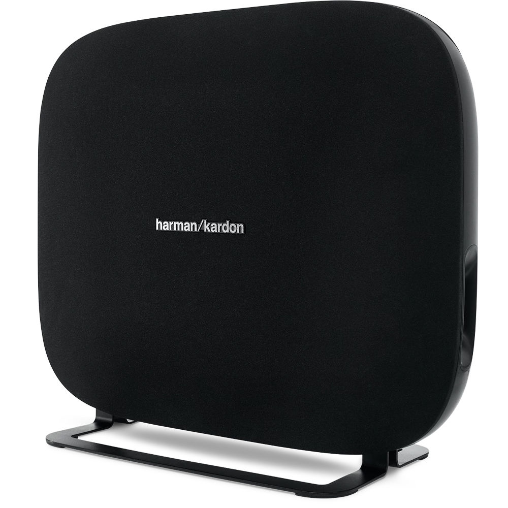 Harman Kardon Omni Bar+ 120W Virtual 5 1-Channel Soundbar System (Black)