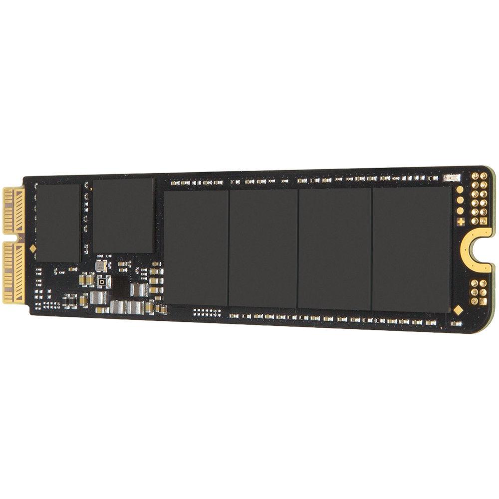 TS240GJDM820 Transcend 240GB JetDrive 820 PCIe Gen3 x 2 Solid State Drive