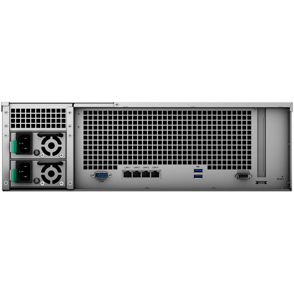 Synology RackStation RS2818RP+ 16-Bay NAS Server