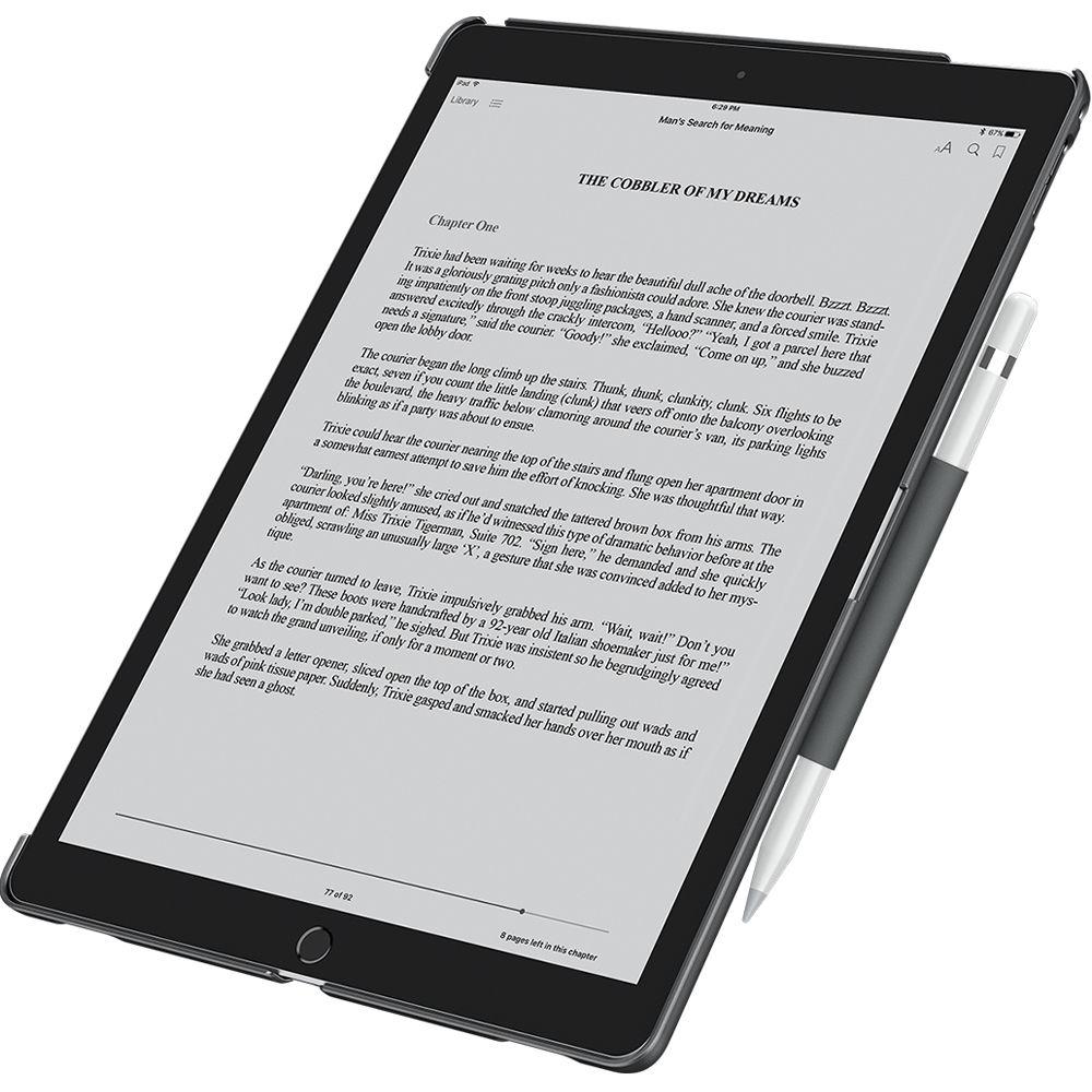 Logitech SLIM COMBO Keyboard Case for 1st/2nd-Gen Apple iPad Pro 12 9