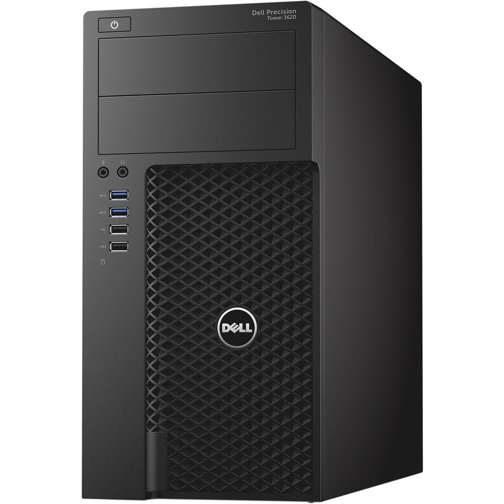 Dell Precision 3000 Series Mini Tower Workstation