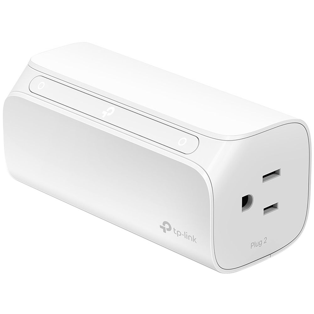 TP-Link HS107 Wi-Fi Smart Plug with 2 Outlets