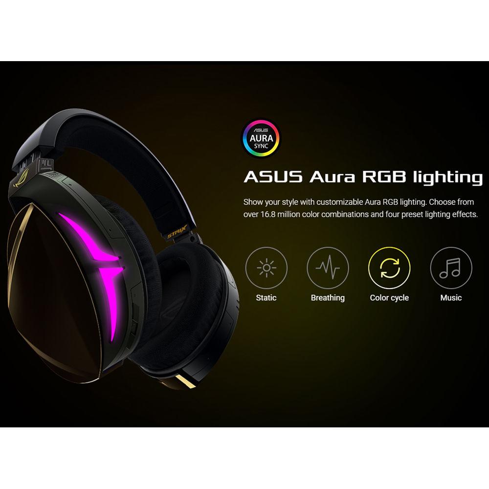 ASUS Republic of Gamers Strix Fusion 700 Gaming Headset