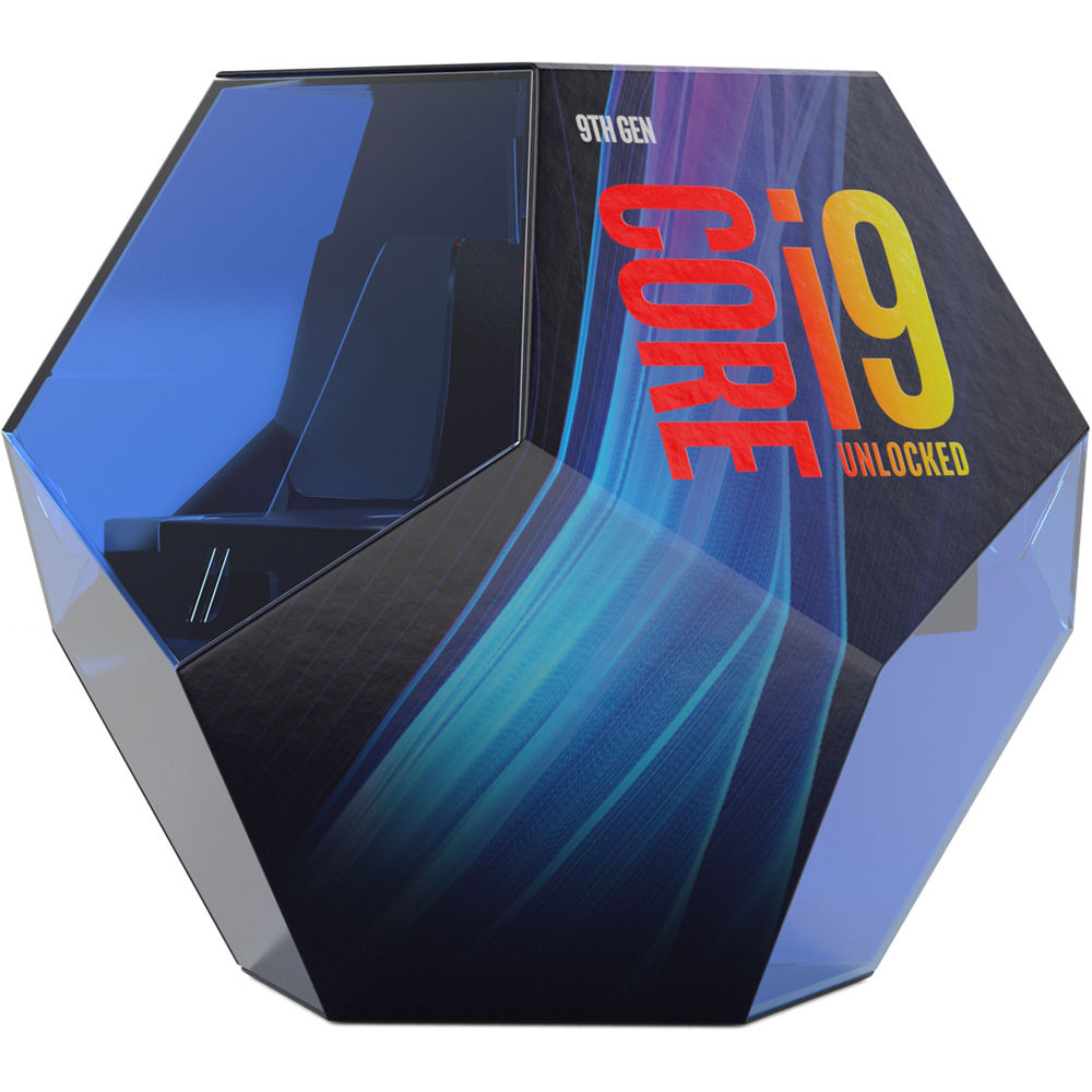 Intel Core i9-9900K 3 6 GHz Eight-Core LGA 1151 Processor