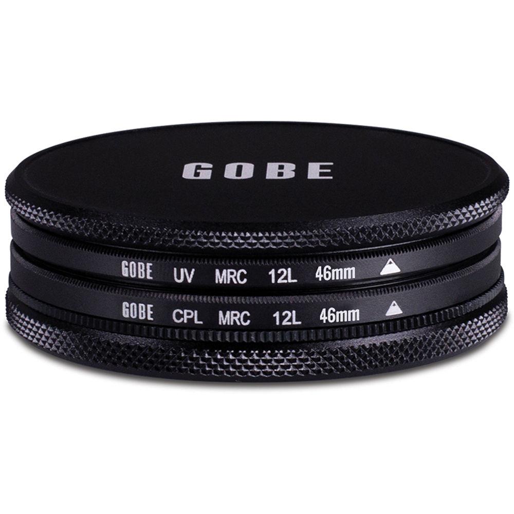 CPL Circular Polarizing Lens Filter Kit Gobe 58mm UV 1Peak