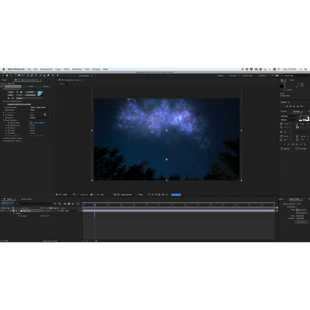 Boris FX Continuum 2019 Multi-Host License for Avid/Adobe/OFX/Apple (with 1  Year Upgrades/Support, Download)