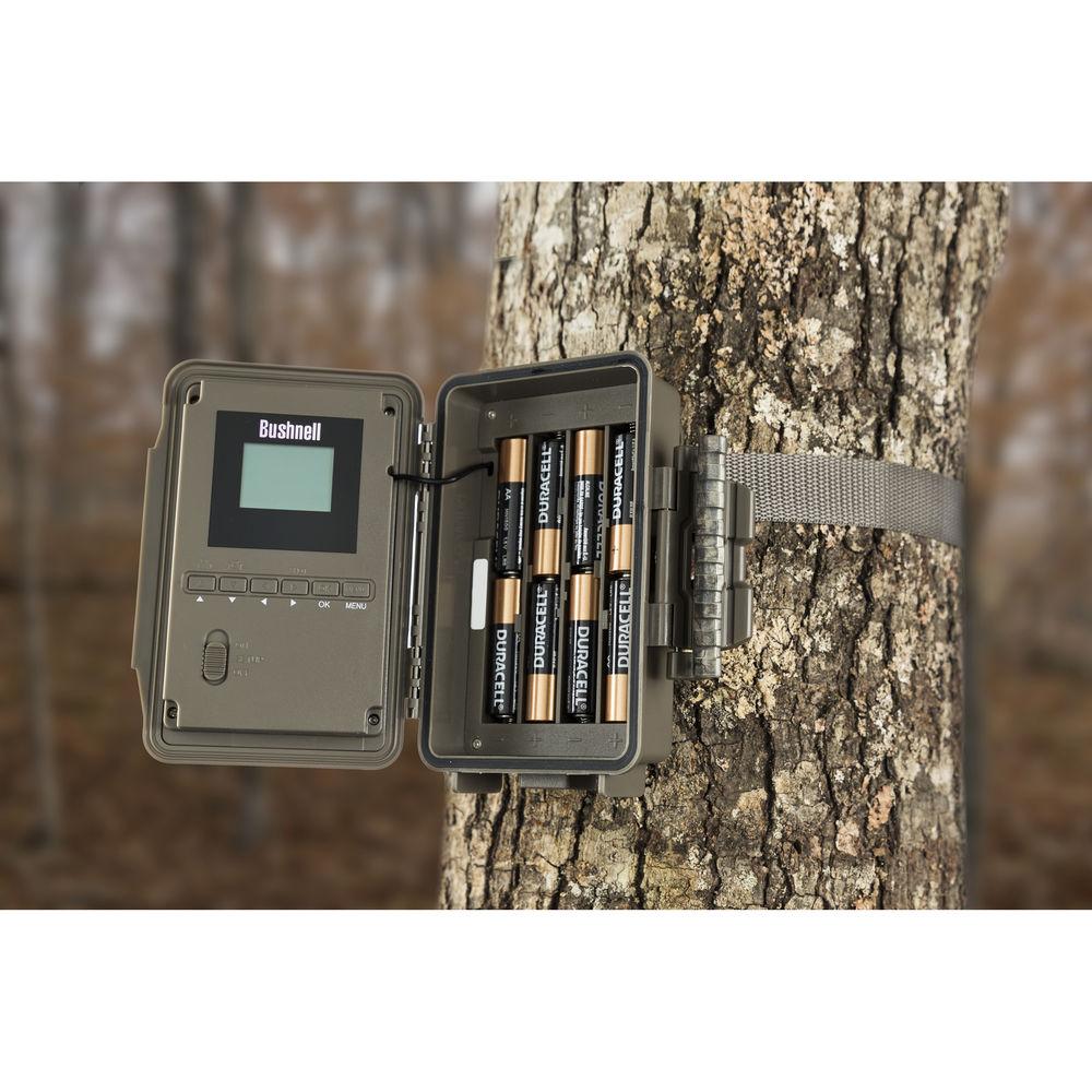 Bushnell 24MP Trophy Cam HD Tree Bark Trail Camera 119719CW
