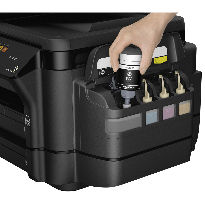Epson WorkForce ET-16500 EcoTank All-in-One Inkjet Printer