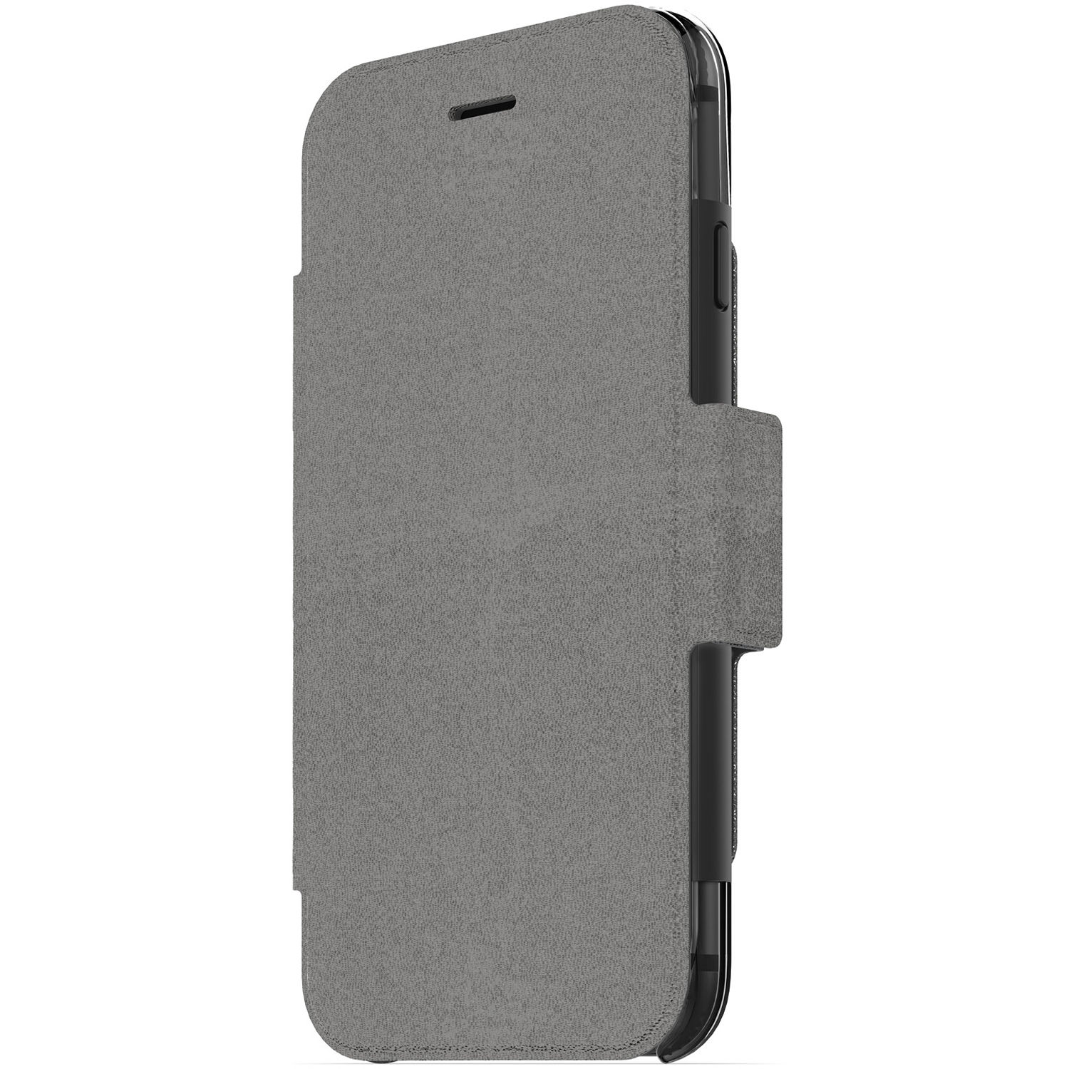 huge discount 6db05 70cb4 mophie Hold Force Folio for iPhone 7 and iPhone 8 (Stone/Gray)