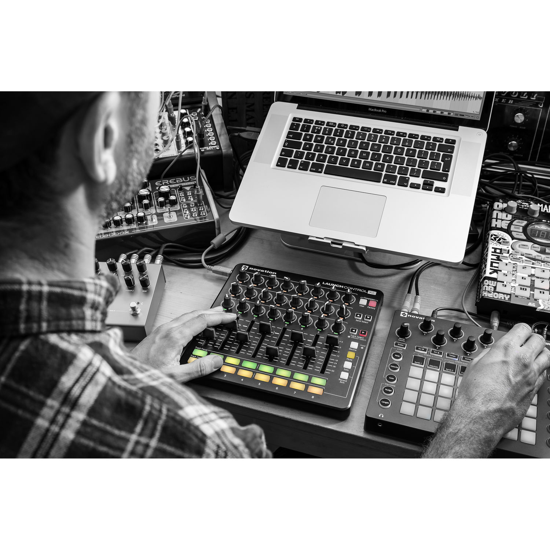 Novation Launch Control XL Controller for Ableton Live (Black)