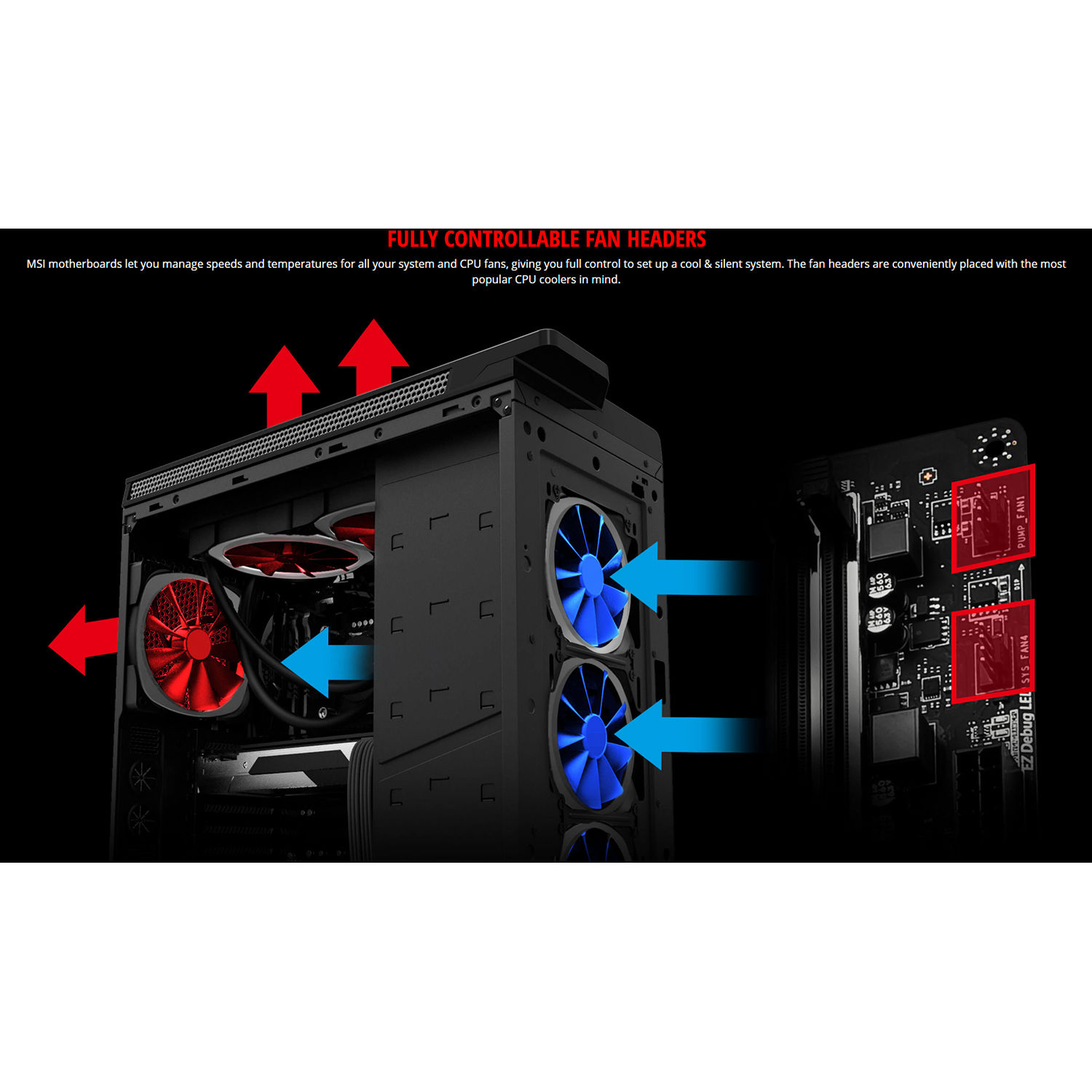 MSI A320M Gaming Pro AM4 Micro-ATX Motherboard