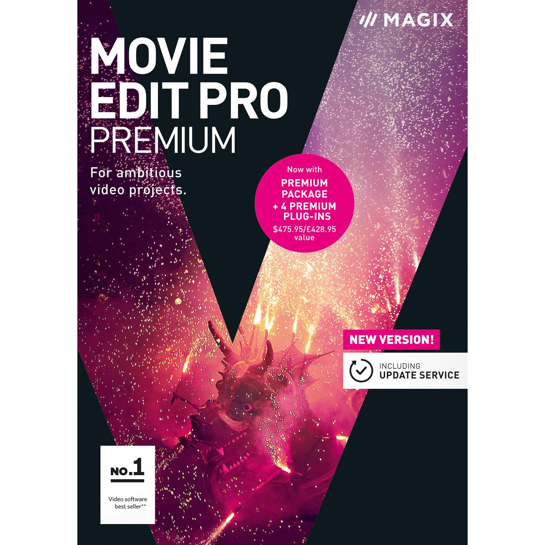 MAGIX Entertainment Movie Edit Pro Premium (Download)