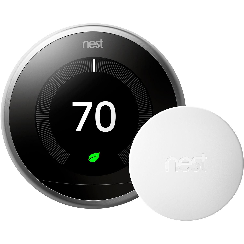 NEST T5001SF Nest Temperature Sensor 3 Pack
