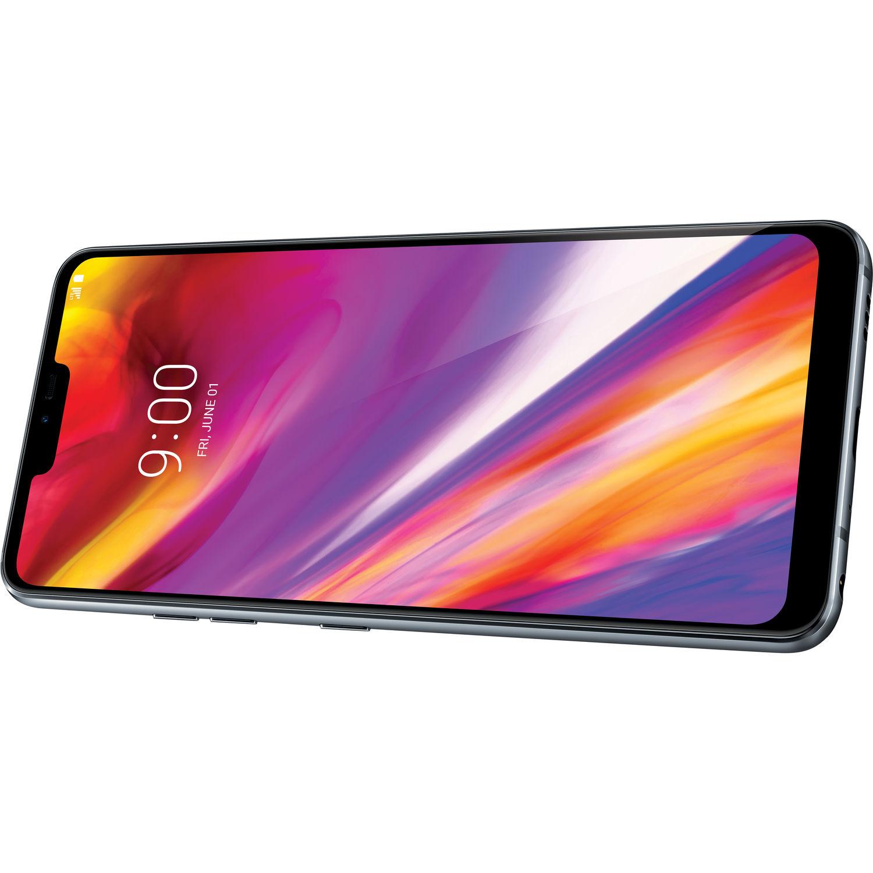 LG G7 ThinQ 64GB Smartphone (Unlocked, Platinum)