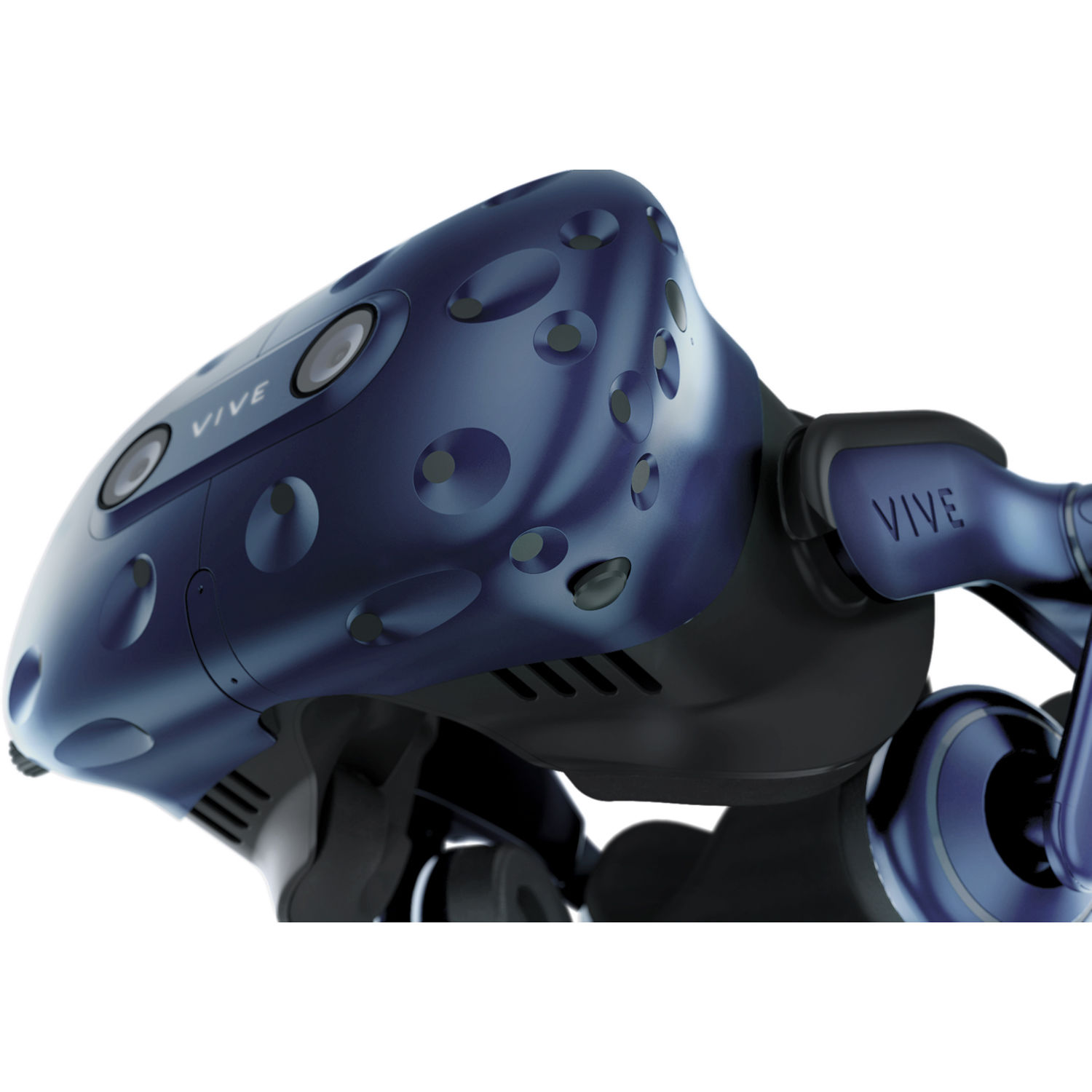 HTC Vive Pro VR Headset Kit with Two Vive Controllers & Two Base Stations
