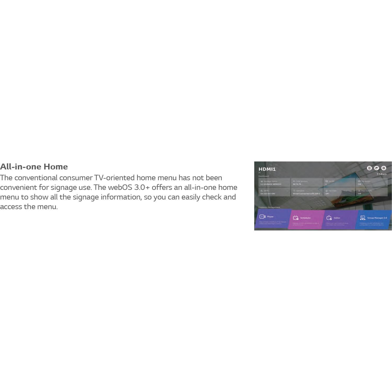 LG Signage WebOS Box