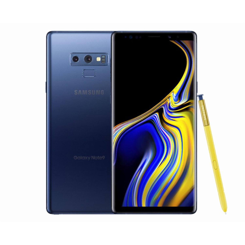 Samsung Galaxy Note9 SM-N960U 128GB Smartphone (Ocean Blue)