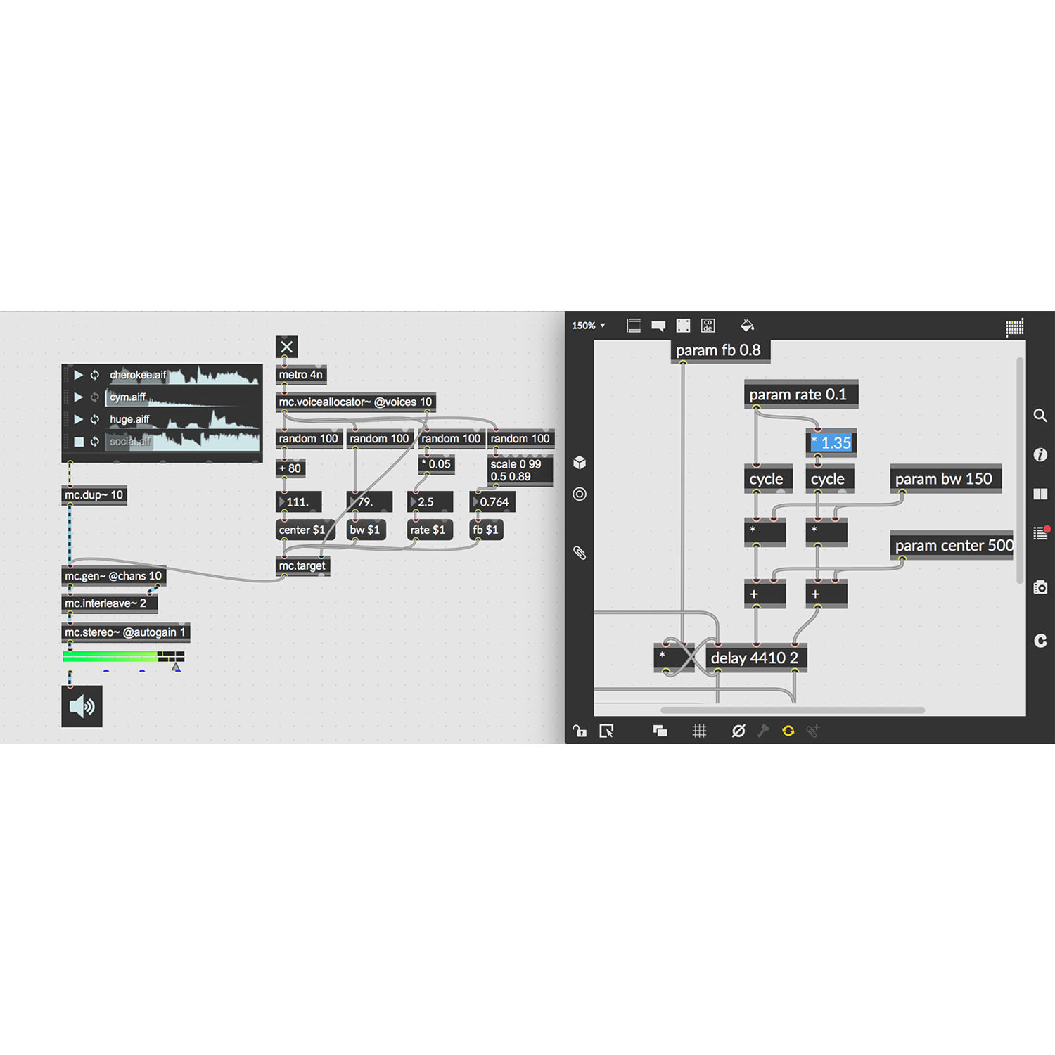 Cycling 74 Max 8 Permanent License - Visual Programming Software for Music  and Multimedia (Download)