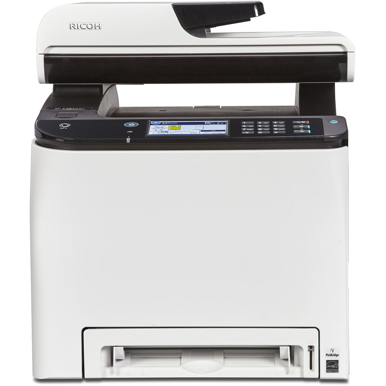 Ricoh SP C261SFNw All-in-One Color Laser Printer