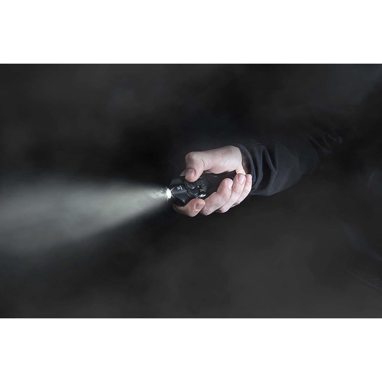 SureFire PLR Stiletto Multi-Output Rechargeable Pocket LED Flashlight PLR-A
