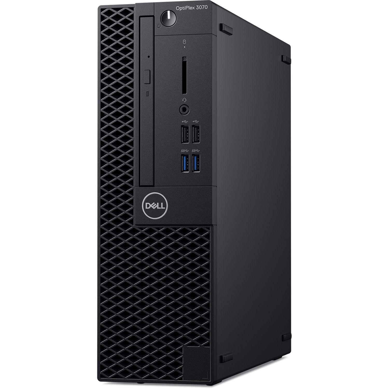 Dell OPTI 3070 SFF/ i5-9500 3 0GHz/ 8GB 128SSD/ Integrated Graphics/  Windows 10 Pro