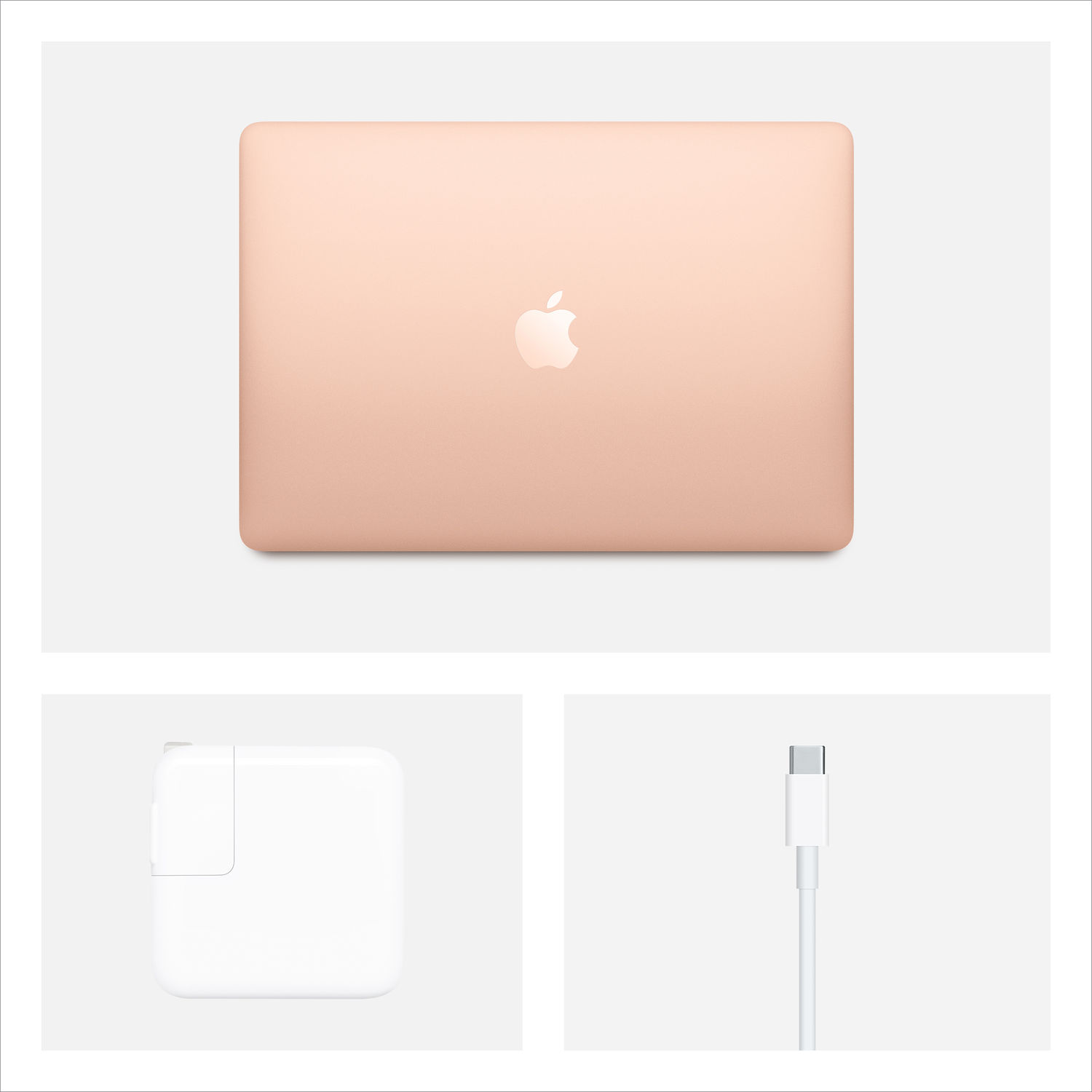 Apple-13-3-034-MacBook-Air-with-Retina-Display-1-1-GHz-256GB-i3-10th-Gen-Early-2020 thumbnail 8