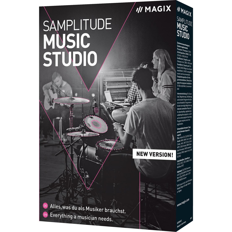 Magix Samplitude Music Studio 2021 Anr9879edul2 B H Photo Video