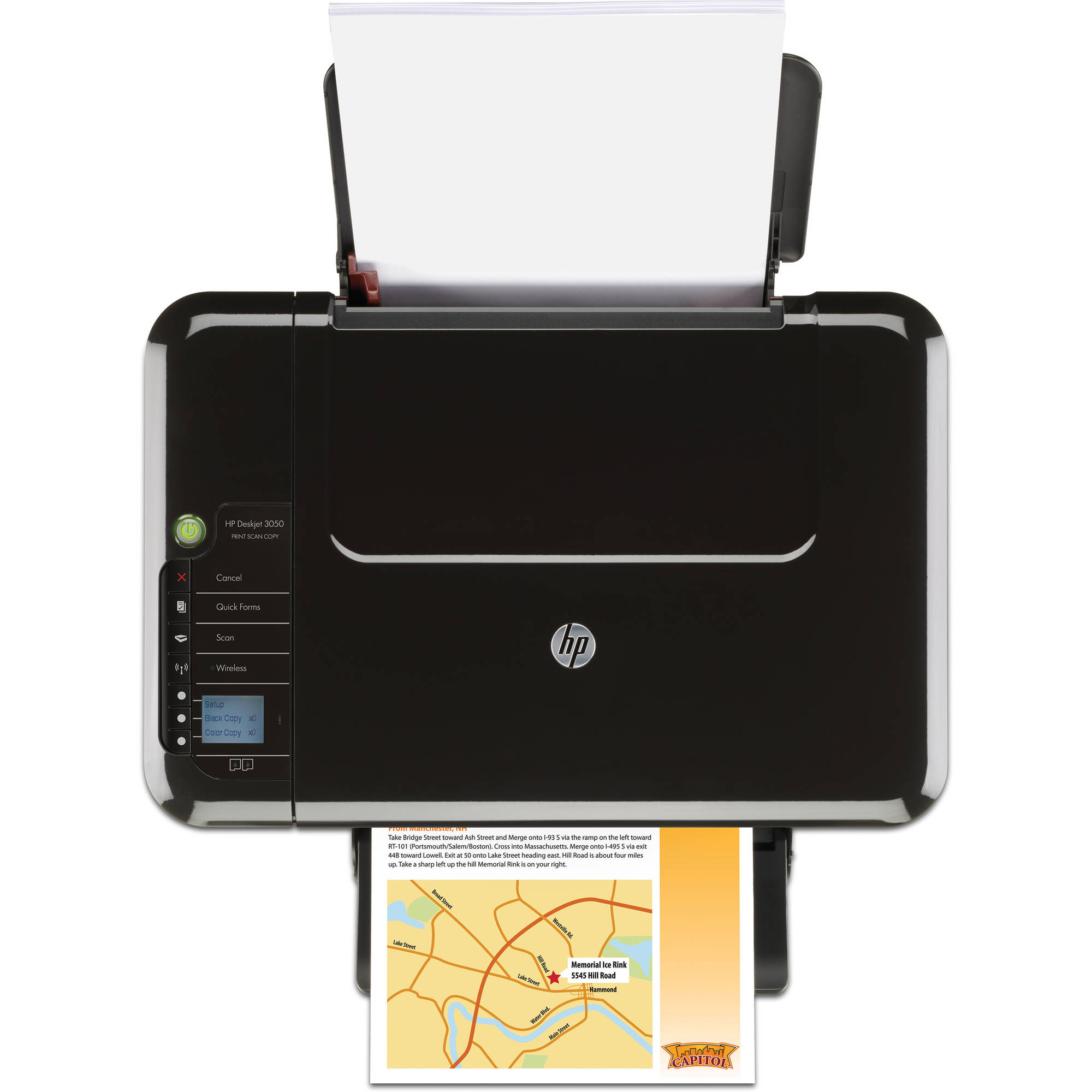 HP DESKJET 3052A WIRELESS ALL-IN-ONE PRINTER DRIVER DOWNLOAD (2019)
