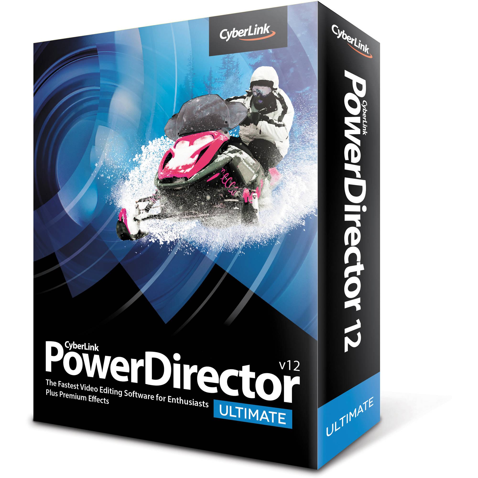 key generator for cyberlink powerdirector 12