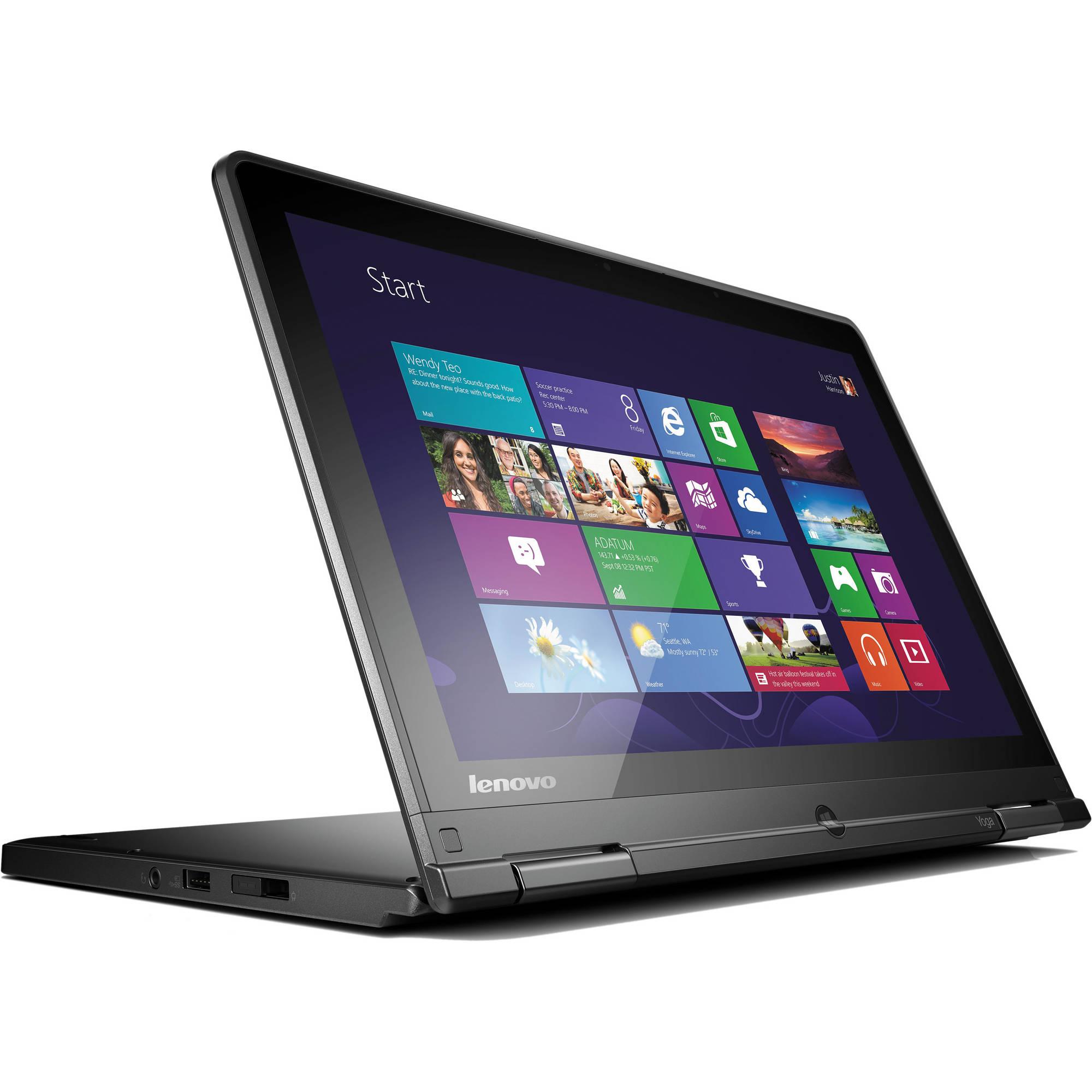 Lenovo ThinkPad S1 Yoga 20CD00AVUS 12 5