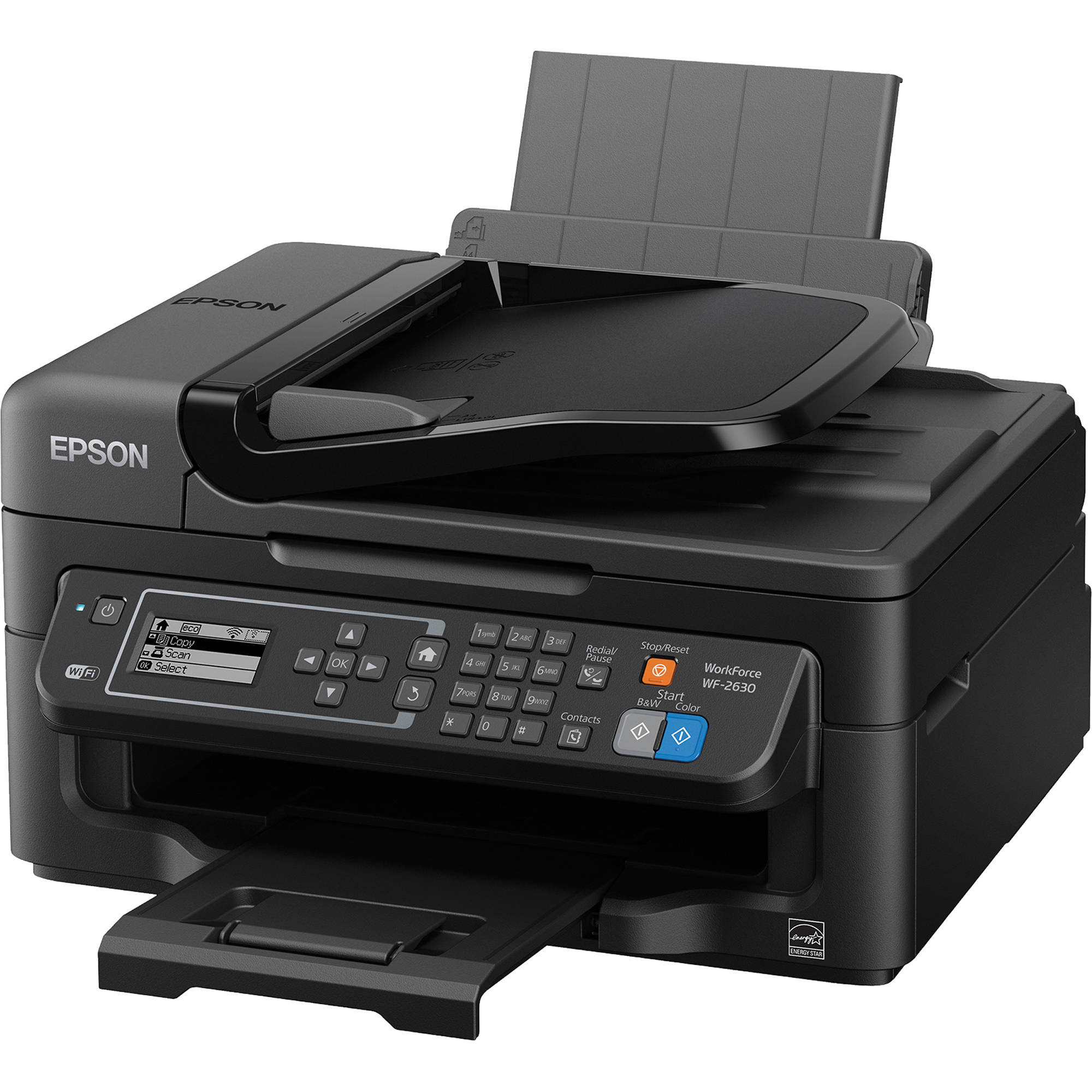 Epson WorkForce WF-2630 All-In-One Inkjet Printer