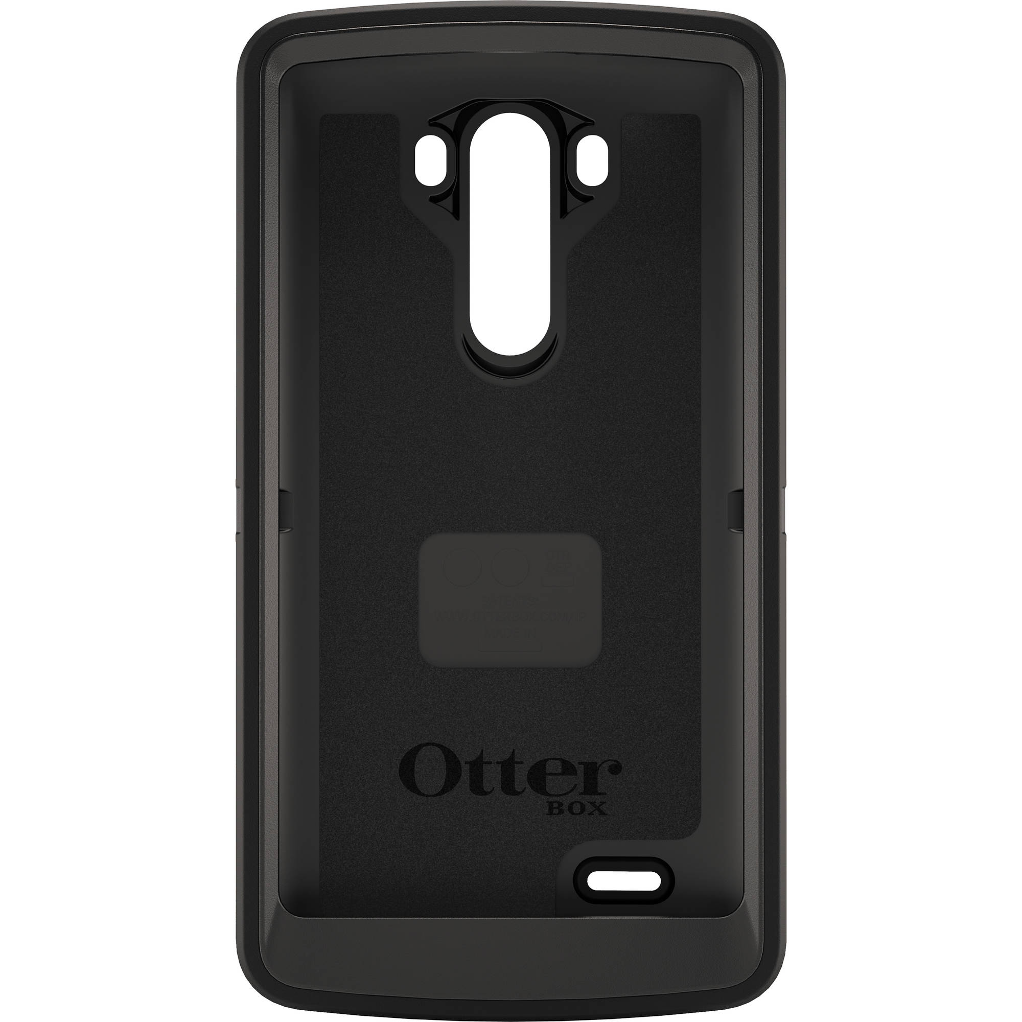 the best attitude d725e 2f089 OtterBox Defender Series Case for LG G3 (Black)