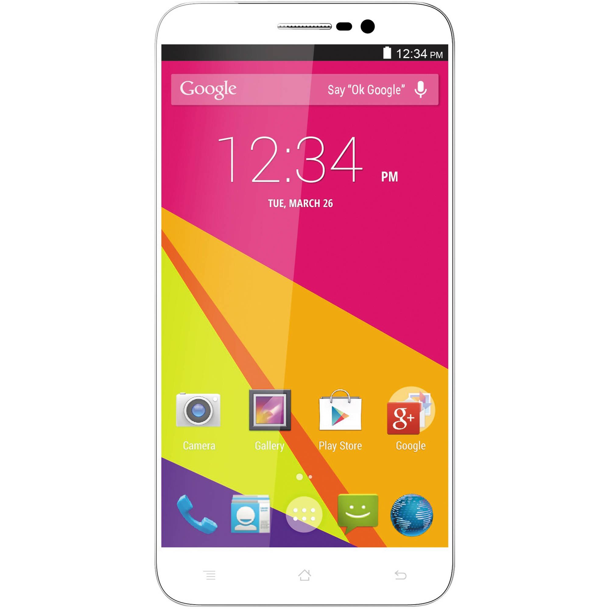 purchase cheap 92ec0 c3763 BLU Studio 6.0 LTE Y650Q 16GB Smartphone (Unlocked, White)