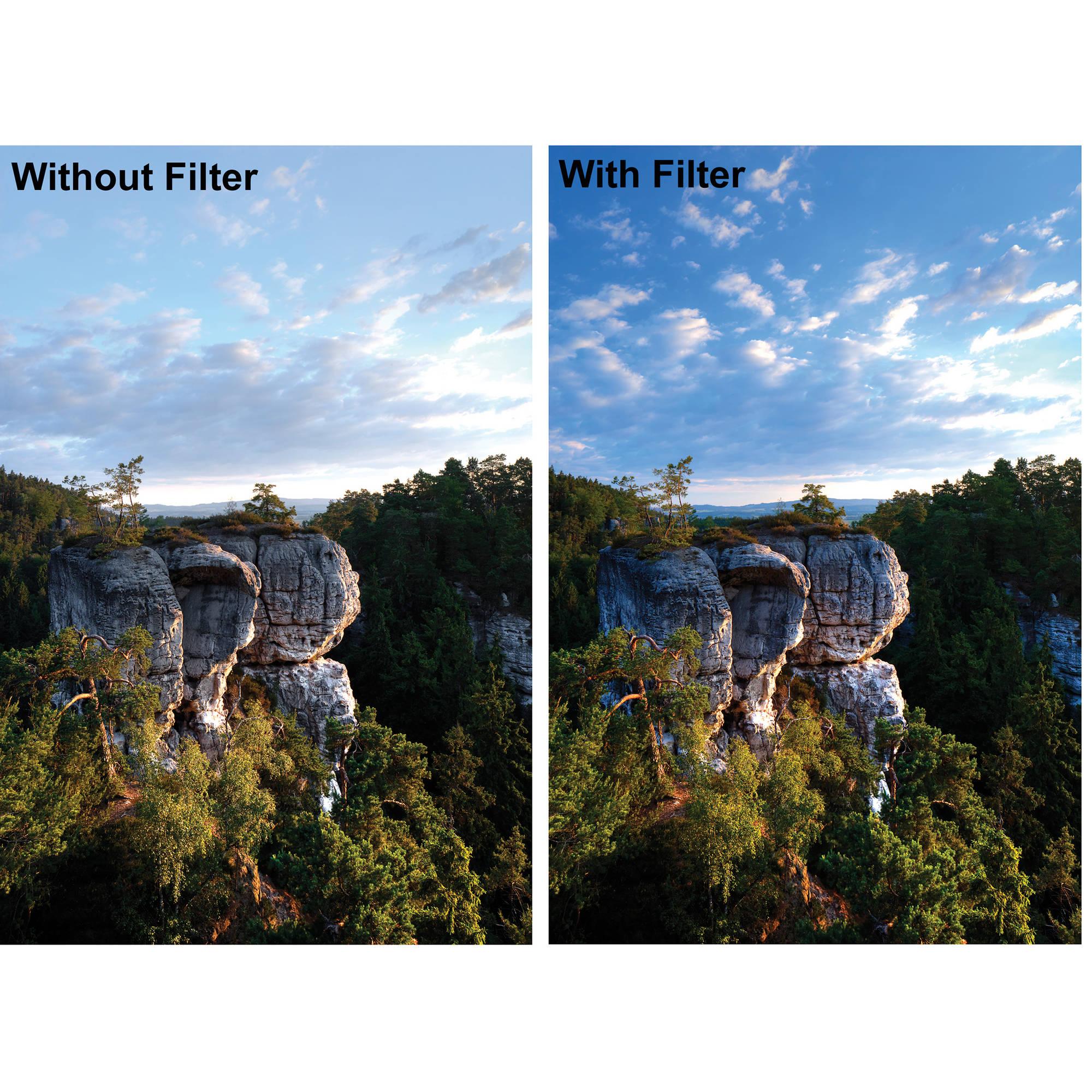 W B fpro S03 MRC Polarizzatore Circolare Filtro 44837 49mm UK STOCK