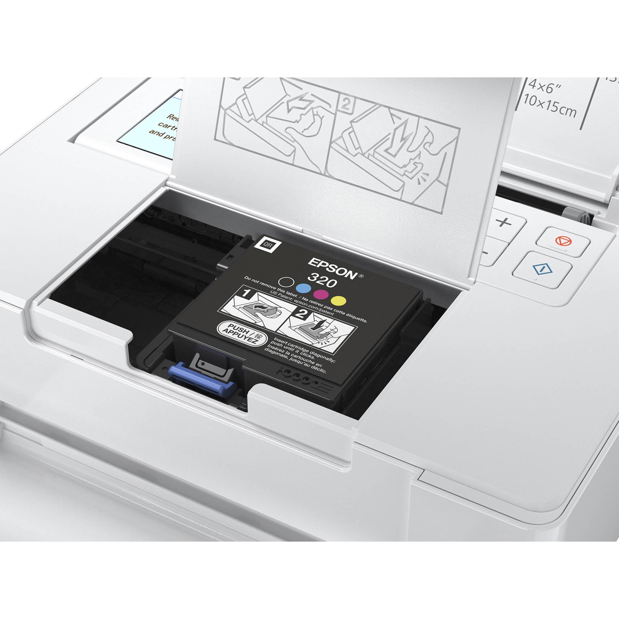 Epson PictureMate PM-400 Personal Photo Lab
