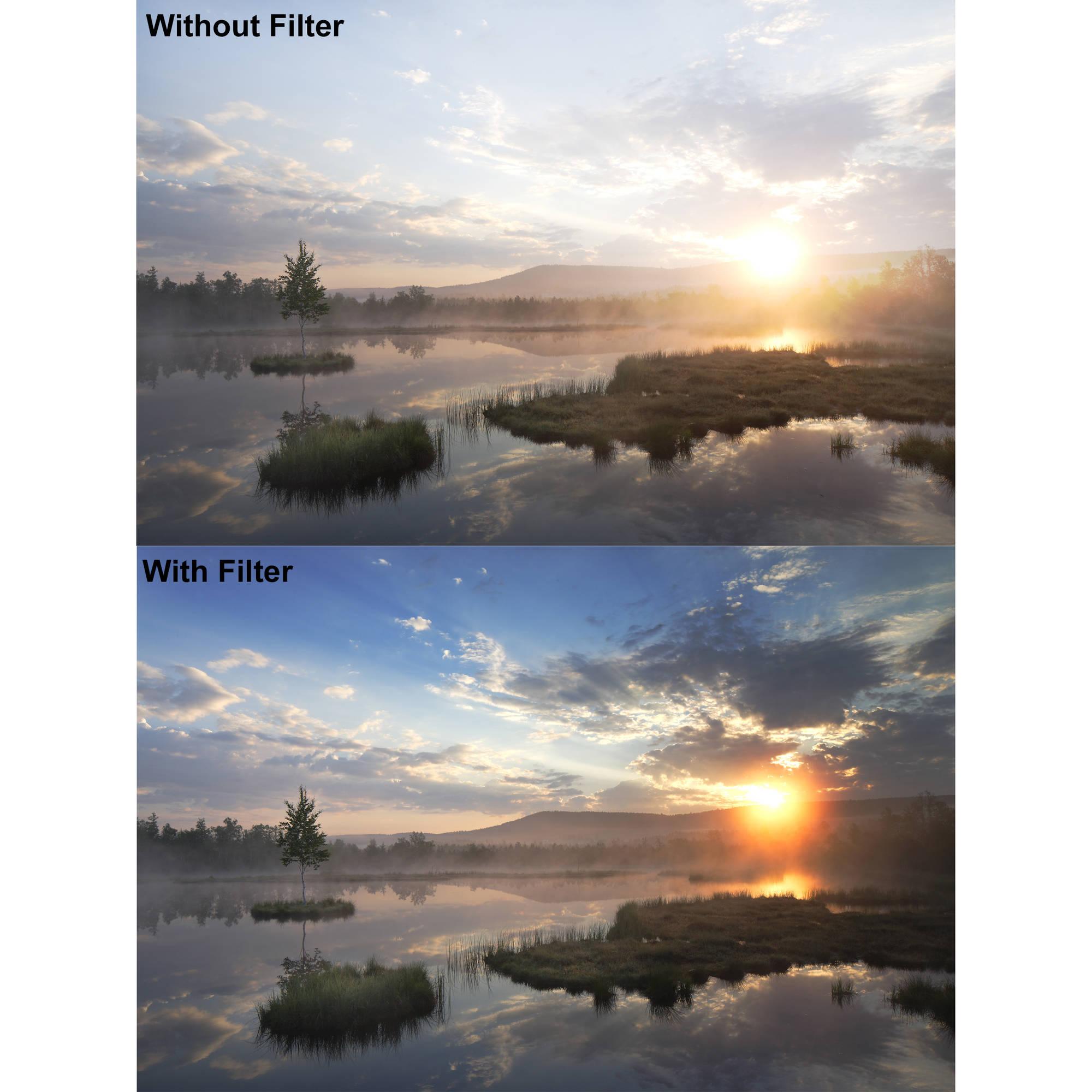 B+W F-Pro 702 55mm Graduated Neutral Density Filter