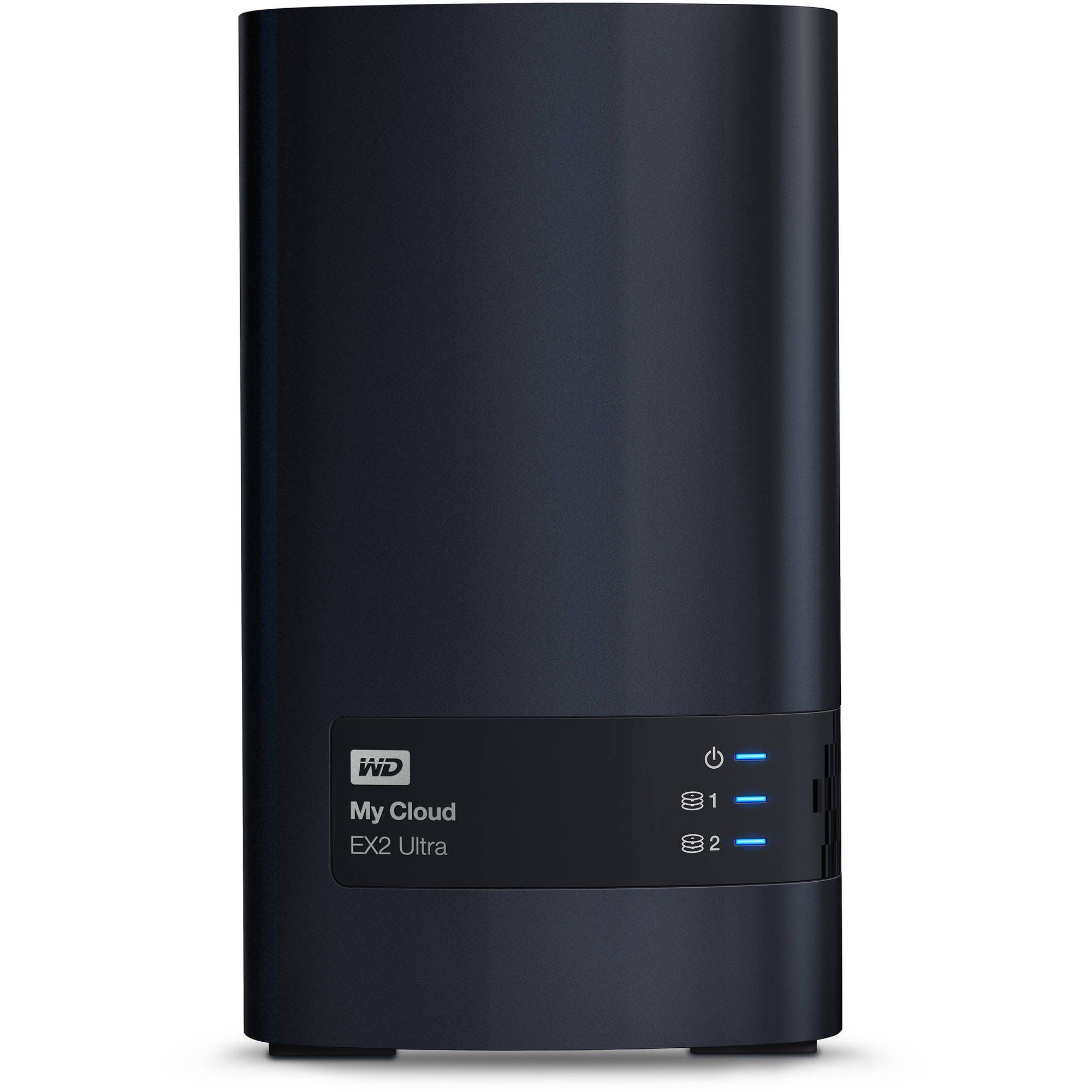 WD My Cloud EX2 Ultra 2-Bay Personal Cloud Storage Server (Diskless)