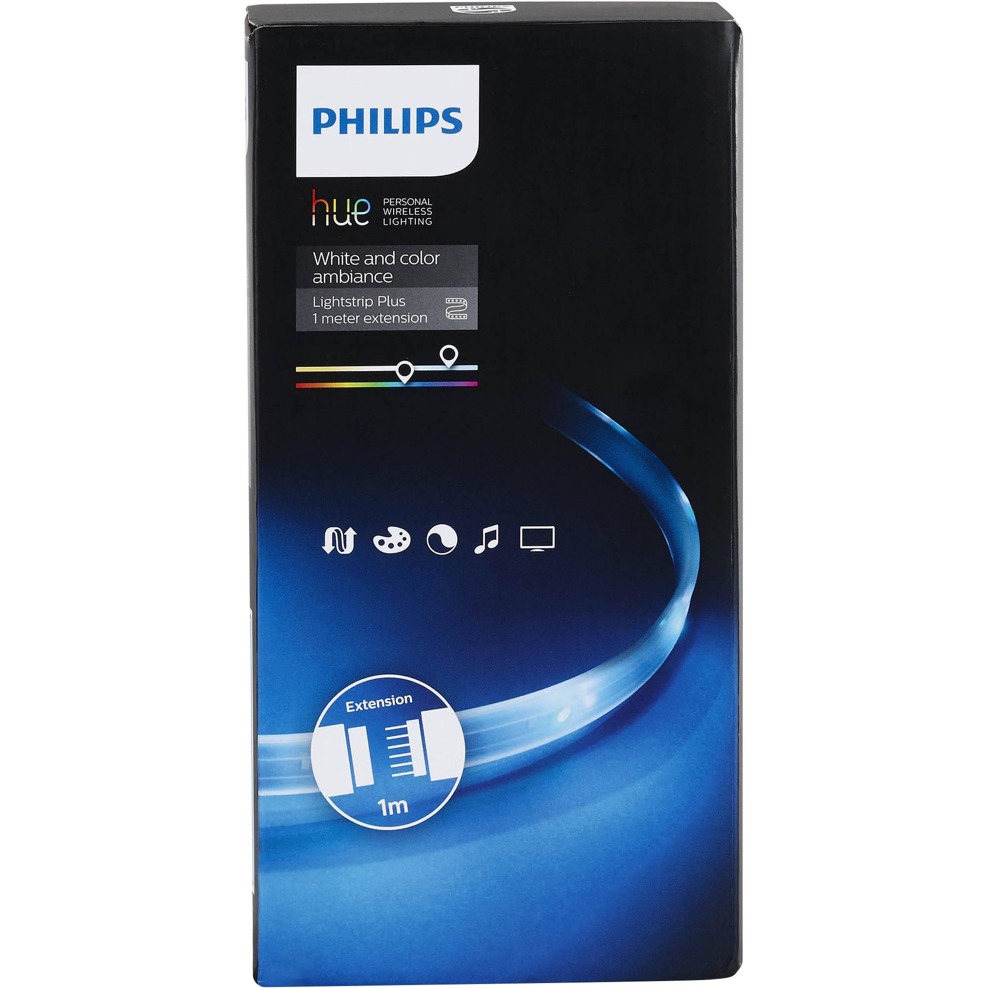 Philips Hue Lightstrip Plus (Extension, 3 3')