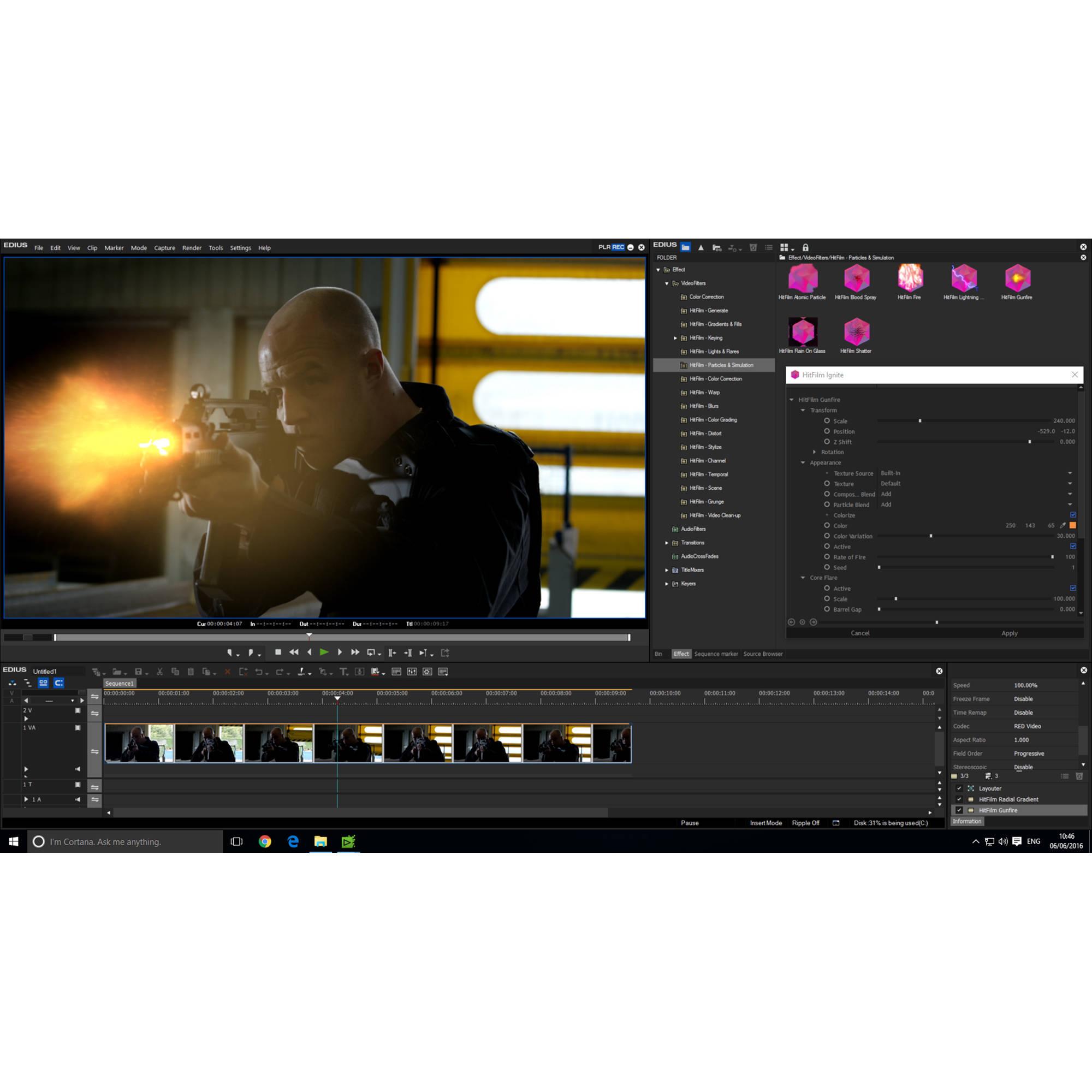 FXHOME HitFilm Ignite (Download)