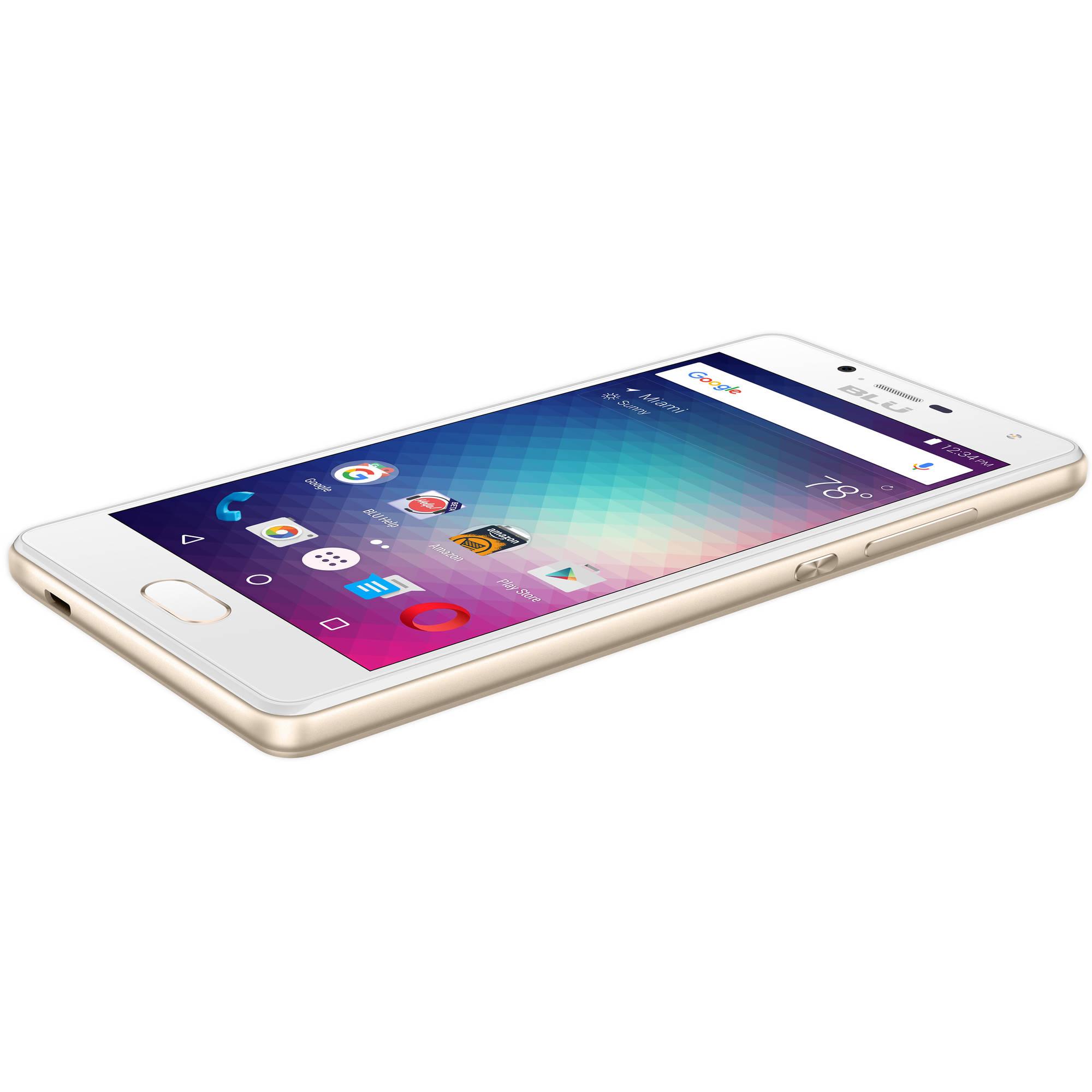 BLU Studio Touch S0211UU 16GB Smartphone (Unlocked, Gold)